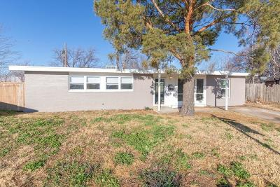Single Family Home Under Contract: 2738 68th Street