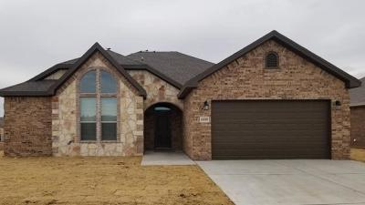 Single Family Home For Sale: 6009 95th Street