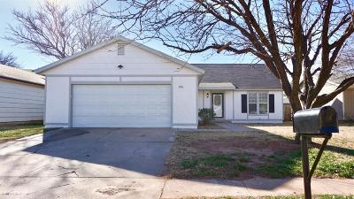 Single Family Home For Sale: 2911 95th Street
