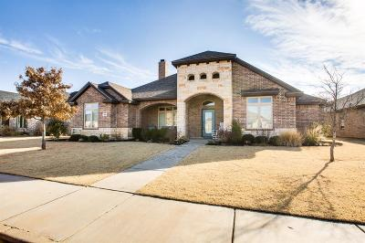 Lubbock Single Family Home For Sale: 4011 126th Street