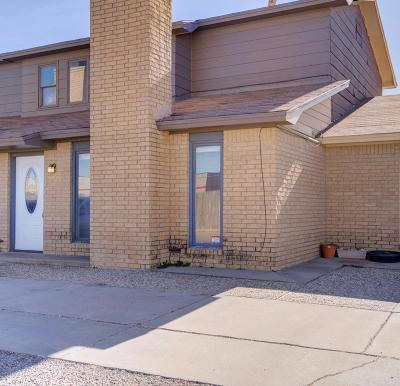 Townhouse For Sale: 6185 34th Street