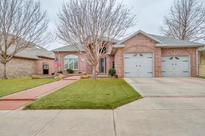 Single Family Home For Sale: 11204 Topeka Avenue
