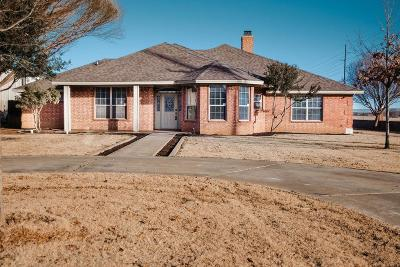 Lubbock TX Single Family Home For Sale: $315,000
