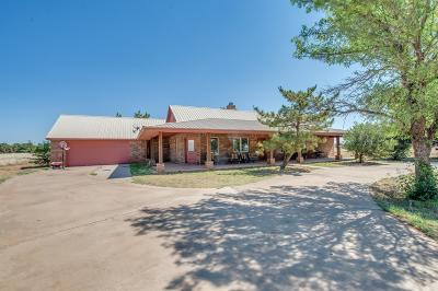 Lubbock TX Single Family Home For Sale: $264,900