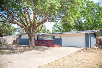 Single Family Home For Sale: 3609 46th Street