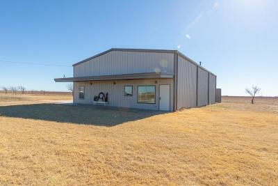 Idalou Single Family Home Under Contract: 10116 County Road 6200