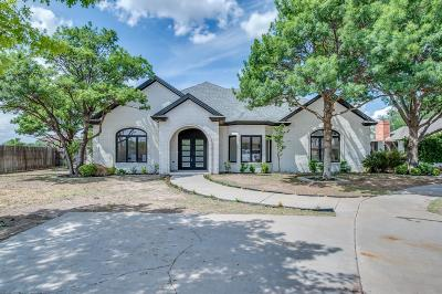 Lubbock Single Family Home For Sale: 4310 94th Street