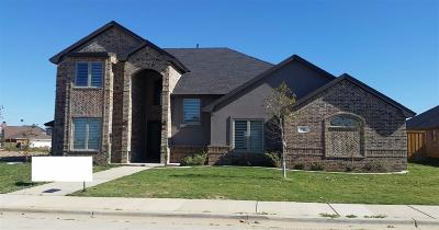 Lubbock Single Family Home For Sale: 4723 121st Street