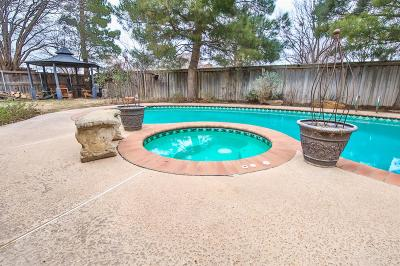 Lubbock Single Family Home Under Contract: 5728 62nd Street