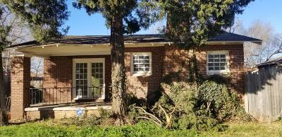 Lubbock County Single Family Home Under Contract: 1710 Ave X