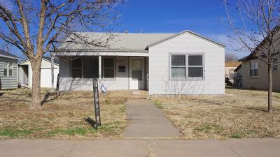 Single Family Home Under Contract: 2110 24th Street