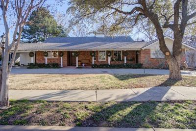 Single Family Home Under Contract: 3117 21st Street