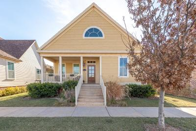 Single Family Home For Sale: 4705 117th Street