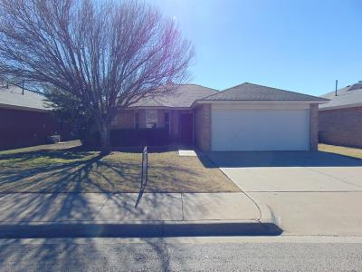 Lubbock TX Rental For Rent: $1,150