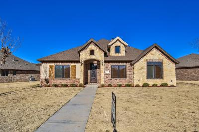 Lubbock TX Single Family Home For Sale: $298,000