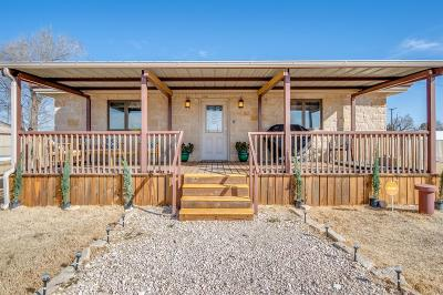 Idalou Single Family Home Under Contract: 213 E 7th Street