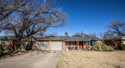 Single Family Home For Sale: 3610 55th Street