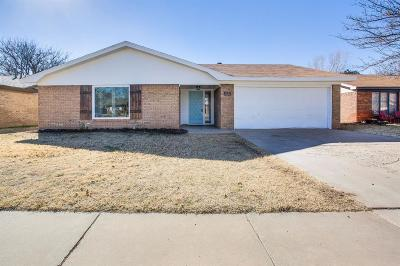 Single Family Home For Sale: 5521 1st Place