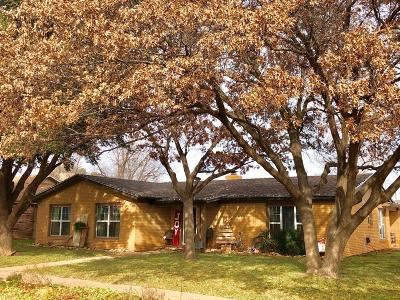 Lubbock Single Family Home Under Contract: 5702 75th Street