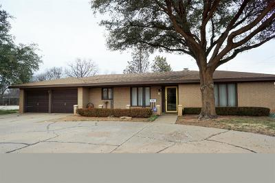 Brownfield TX Single Family Home For Sale: $129,900