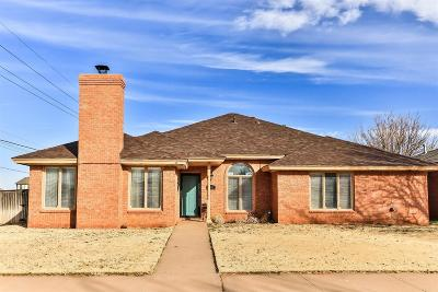 Single Family Home For Sale: 6032 76th Street