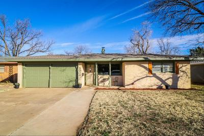 Single Family Home For Sale: 5006 18th Street