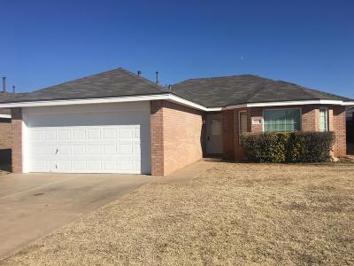 Single Family Home For Sale: 10605 Canton Avenue