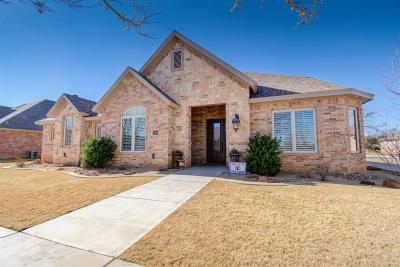 Lubbock Single Family Home For Sale: 9102 Ironton Avenue