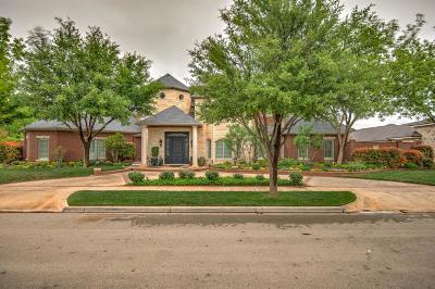 Lubbock Single Family Home For Sale: 10804 Norwood Avenue
