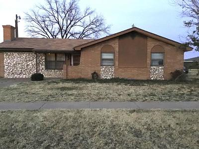 Single Family Home For Sale: 1312 W 32nd