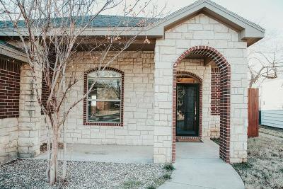 Single Family Home For Sale: 2705 22nd Street