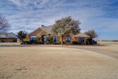 Lubbock Single Family Home For Sale: 8324 4th Street