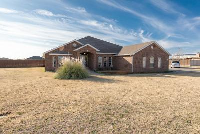 Single Family Home For Sale: 3205 County Road 7550