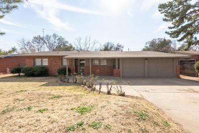 Single Family Home For Sale: 2713 54th Street