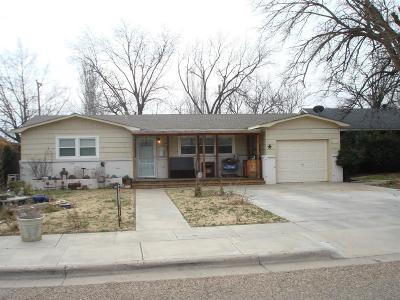 Single Family Home For Sale: 3103 46th Street