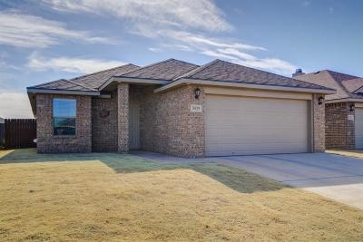 Lubbock Single Family Home For Sale: 5529 111th Street