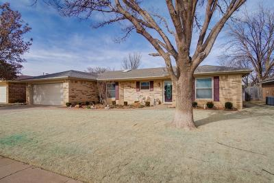 Single Family Home For Sale: 5606 70th Street