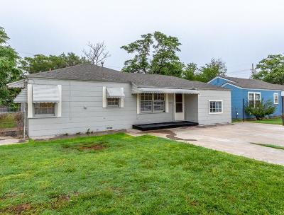 Lubbock County Single Family Home For Sale: 1515 36th Street