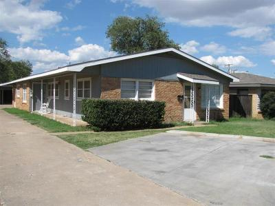 Lubbock TX Rental For Rent: $595