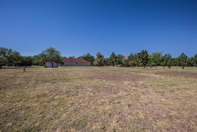 Lubbock County Residential Lots & Land For Sale: 4313 N Boston Avenue