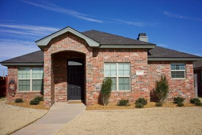 Lubbock Garden Home For Sale: 5926 104th Street