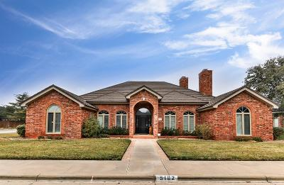 Lubbock Single Family Home For Sale: 5102 95th Street