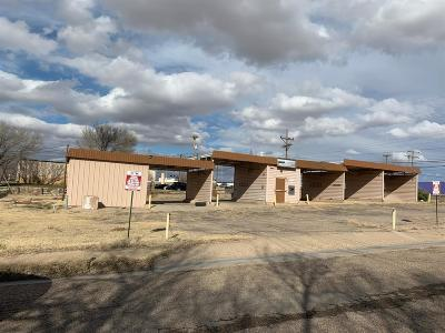 Lubbock Commercial For Sale: 1519 E 5th Street