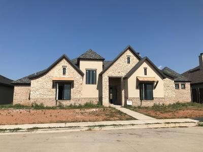 Lubbock Single Family Home For Sale: 12003 Uxbridge Avenue