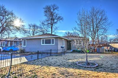 Lubbock County Single Family Home Under Contract: 4403 46th Street