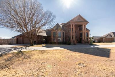 Single Family Home For Sale: 8305 County Road 6950