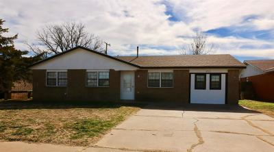 Lubbock Single Family Home For Sale: 4713 Marshall Street