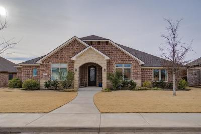 Lubbock Single Family Home For Sale: 4003 124th Street