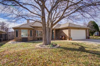 Lubbock Single Family Home For Sale: 5509 93rd Street