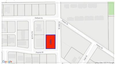 Slaton  Residential Lots & Land For Sale: 1001 N 20th Street